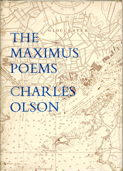 The Maximus Poems. Charles OLSON.
