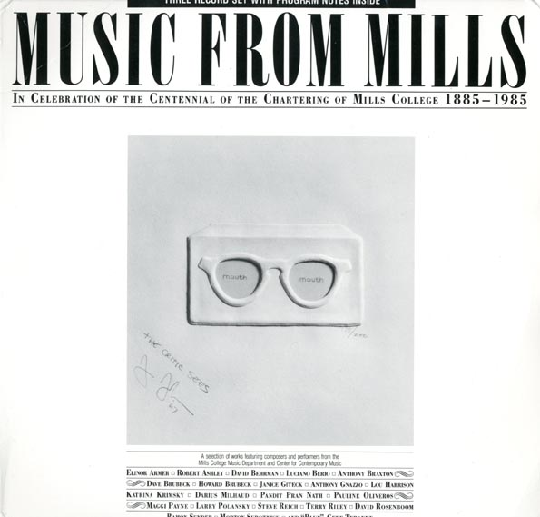 MUSIC FROM MILLS.