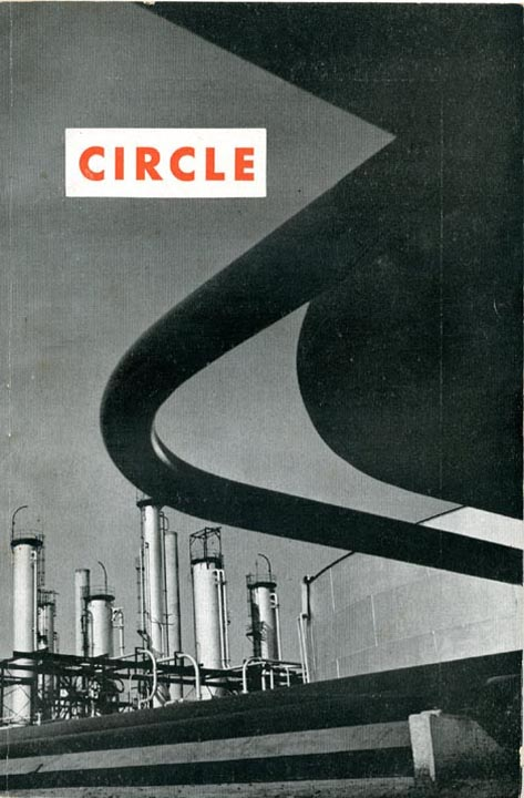 'Show-Horses in the Concert Ring' (9pp., including 3 photographs of instruments), in CIRCLE #10 (Berkeley, CA: Summer 1948). Harry PARTCH, contributes.