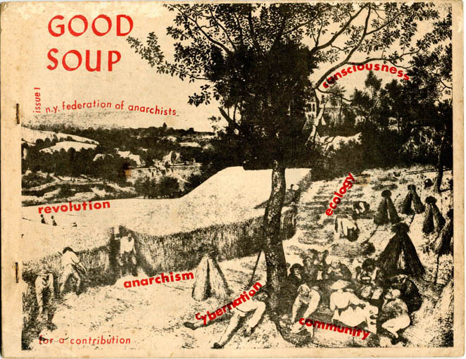 GOOD SOUP #1 - all published (?).