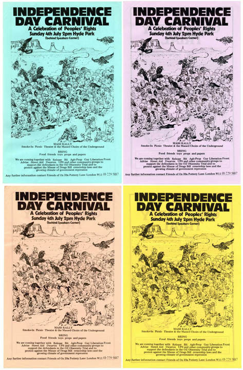 INDEPENDENCE DAY CARNIVAL.