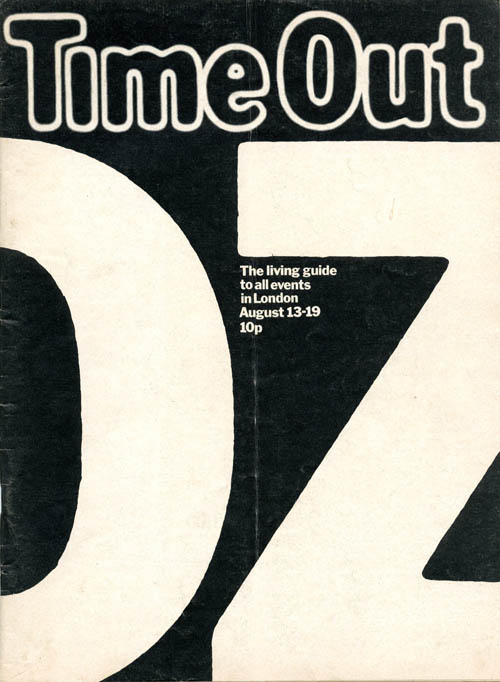 TIME OUT #78 (London: August 13th, 1971).