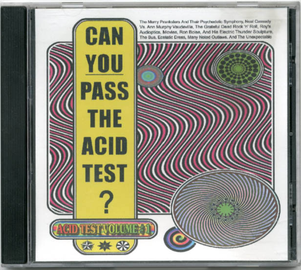 Acid Test Volume 1: Sound City Acid Test 1965. ACID TESTS.