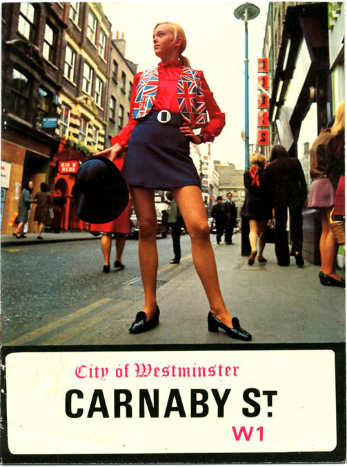 Carnaby St. David BLOCK.