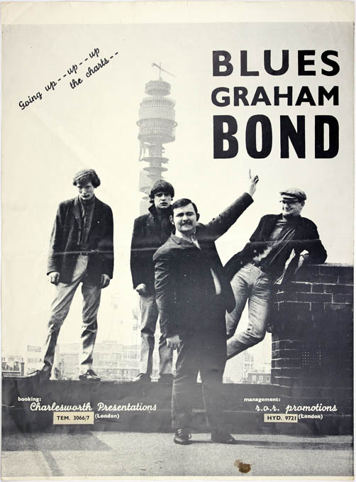 Blues Graham Bond. Graham BOND.
