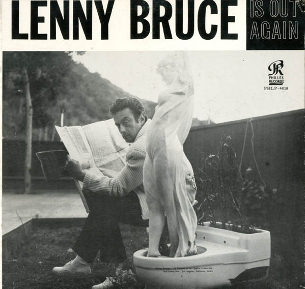 Lenny Bruce Is Out Again. Lenny BRUCE.