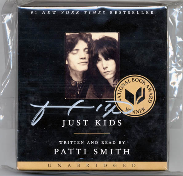 Just Kids - Written and Read by Patti Smith. Patti SMITH.