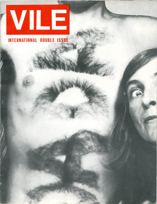 VILE Vol. 1, No. 2/Vol. 2, No.1 (aka No. 2/3 [#4]) - International Double Issue.