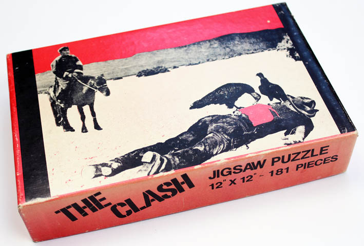 The Clash Jigsaw Puzzle. The CLASH.