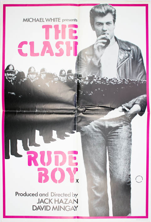 Rude Boy (1980). The CLASH.
