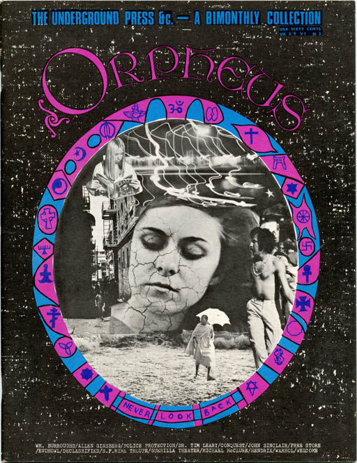 ORPHEUS Volume 1, #3: The Underground Press &c - A Bimonthly Collection.