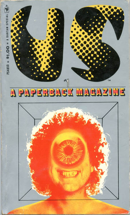 US - A Paperback Magazine #1-3 (all published).