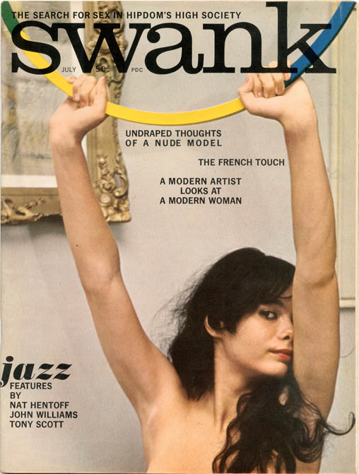 """""""The Word"""" (2pp.), in SWANK Vol. 8, #3 (NY: July 1961)."""