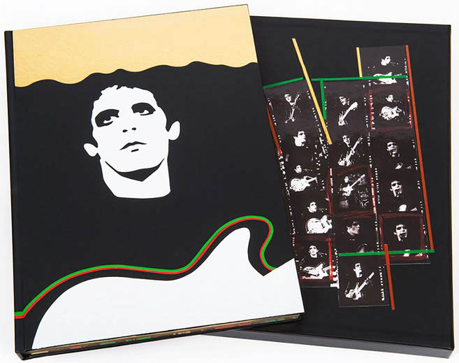 Transformer. Lou REED, Mick ROCK.