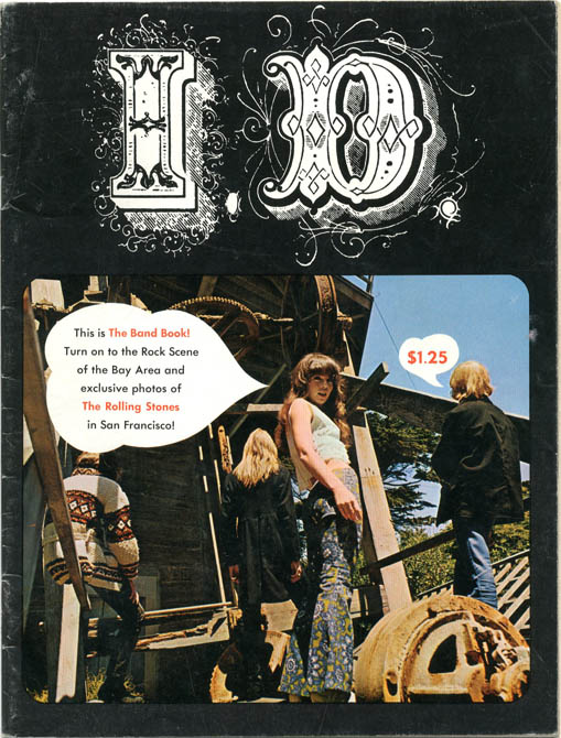 I.D. MAGAZINE. SF: (August) 1966. First San Francisco Edition