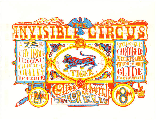 THE INVISIBLE CIRCUS.