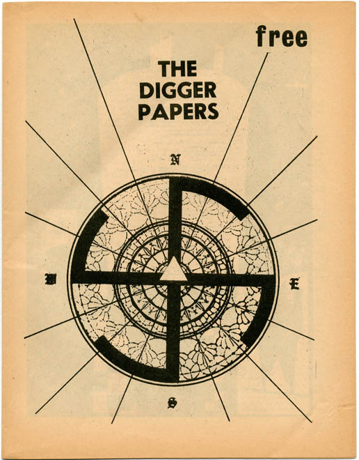 THE DIGGER PAPERS