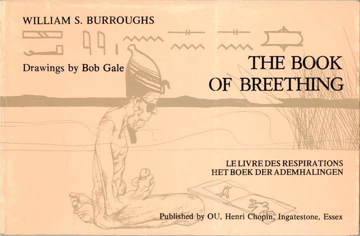 The Book of Breething. William S. BURROUGHS.