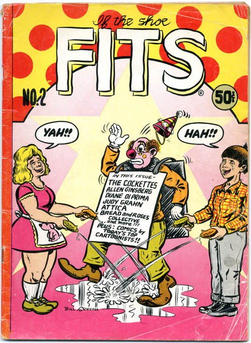 FITS Magazine #2 (SF: FITS Collective, 1972).