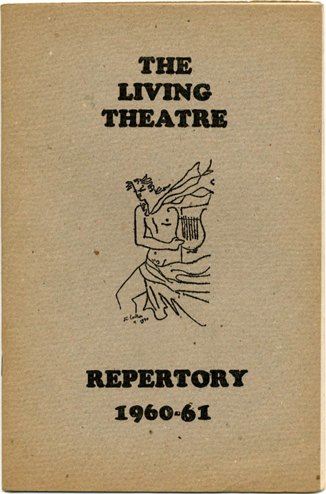 THE LIVING THEATRE: REPERTORY 1960-61.