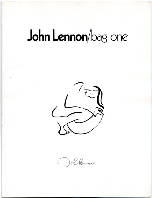 BAG ONE: A SUITE OF LITHOGRAPHS.