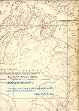 The Maximus Poems.