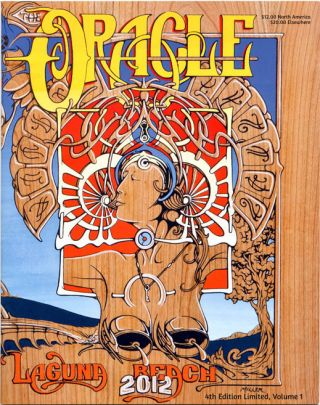 ORACLE OF SOUTHERN CALIFORNIA #1-9 (Los Angeles: March 1967-January 1968) - all published.