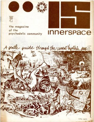 INNER SPACE #1, 2 & 4 (of 6). NYC: October 1966-Spring 1967.