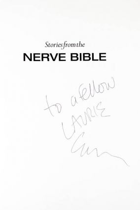 Stories from the Nerve Bible: A Retrospective 1972-1992.