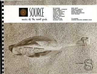 SOURCE - MUSIC OF THE AVANT GARDE #1-11 (all published).