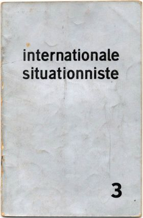 INTERNATIONALE SITUATIONNISTE #1-12 (all published).