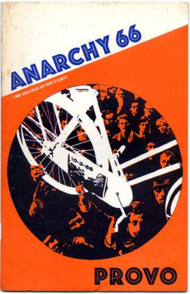 ANARCHY #66 (London: Freedom Press, August 1966). PROVO.