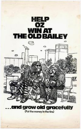 HELP OZ WIN AT THE OLD BAILEY