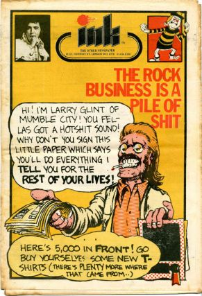 INK #1-29 (London: May 1971-February 1972) - all published