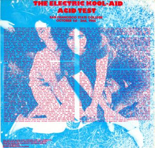 The Electric Kool-Aid Acid Test.