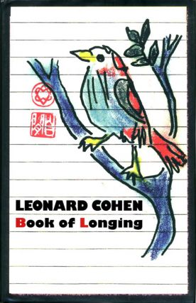 Book of Longing. Leonard COHEN.