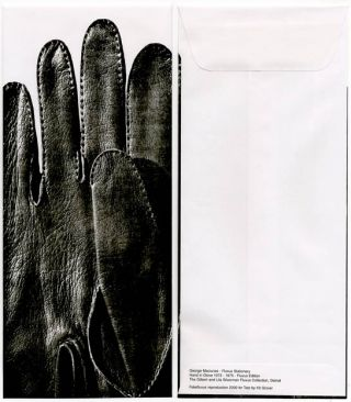 FLUX STATIONERY: HAND IN GLOVE.