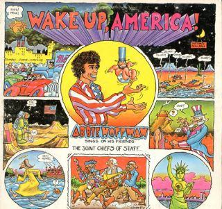 Wake Up, America! Abbie HOFFMAN.