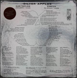Silver Apples.
