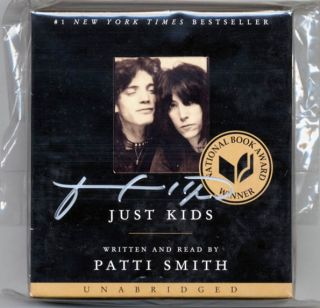Just Kids - Written and Read by Patti Smith. Patti SMITH