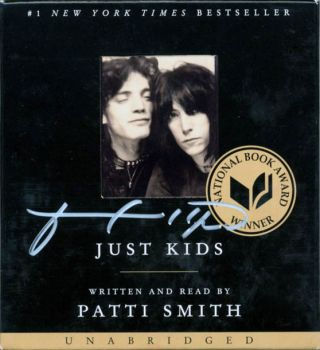 Just Kids - Written and Read by Patti Smith.