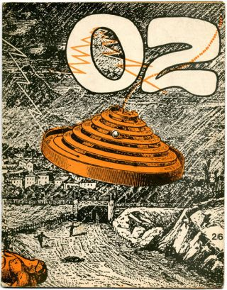 OZ #9 (London: OZ Publications Ink Ltd., February 1968