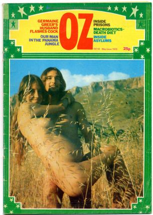 OZ #42 (London: May/June 1972