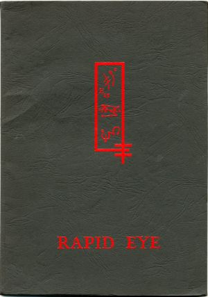 RAPID EYE #7/8 (Brighton, Sussex: REM Communications, c. March 1986).