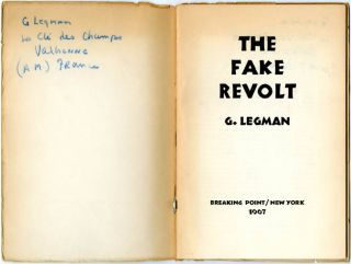 William Levy's collection of manuscripts, correspondence, posters and printed ephemera relating to Suck magazine and the Wet Dream Film Festivals he and his co-editors organised in Amsterdam in 1970 and 1971. The collection includes several manuscripts by Germaine Greer; correspondence from Maurice Girodias, Gershon Legman, Jean-Jacques Lebel, and the editors of Oz and Screw; and posters, printed documents and ephemera from Suck and the two Wet Dream Film Festivals.