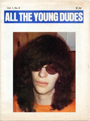ALL THE YOUNG DUDES Vol. 1 #6 (stated, though only three issues were published