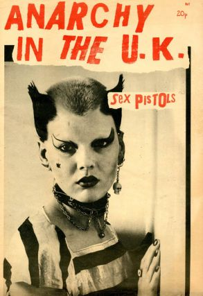 ANARCHY IN THE U.K. No. 1. London: Glitterbest Ltd., (December) 1976 (all published