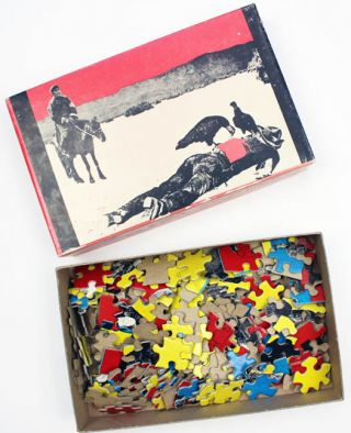 The Clash Jigsaw Puzzle.