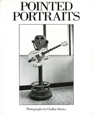 Pointed Portraits. Chalkie DAVIES