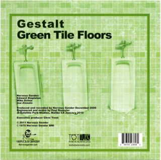 Gestalt/Green Tile Floors.